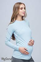 Лонгслив для беременных и кормящих STEFANIA NEW, фото 1