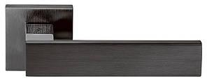 Ручка на розетке Colombo ALBA LC 91 графит/матовый графит 49380