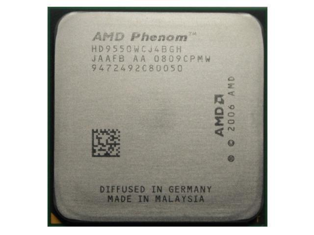 "Процессор AMD Phenom X4 9550 (HD9550WCJ4BGH)  2.2GHz AM2+ Tray ""Over-Stock"" Б/У"
