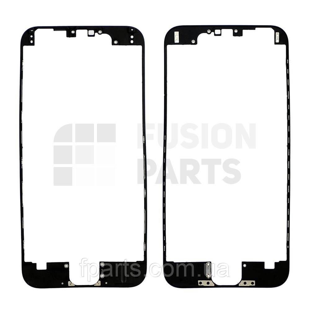 Рамка дисплея iPhone 6 с термоклеем (Black)