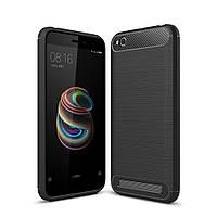 Чехол для Xiaomi Redmi 5A Carbon Black