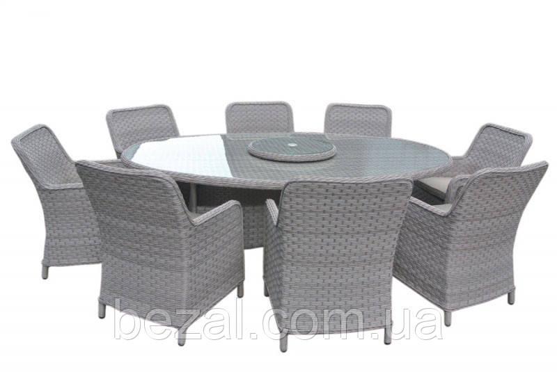 Обідній комплект Сейм (стіл +8 крісел)