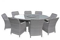 Обеденный комплект Сейм (стол +8 кресел), фото 1