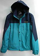 Мужские демисезонные куртки Reebok, р-p L-4XL, 5 шт