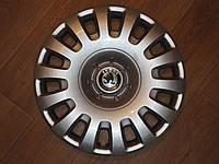 Оригинальные колпаки на Skoda SuperB R16 (Шкода СуперБ R16  Оригинал 3U0 601 147 C