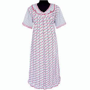 Женская кружевная ночная рубашка от производителя, фото 2