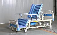 Механическая электрическая медицинская кровать для дома с туалетом DH02