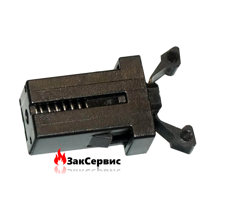 Фиксатор крышки панели управления на газовый котел Ariston CLAS, GENUS (EVO, PREMIUM) 65100676