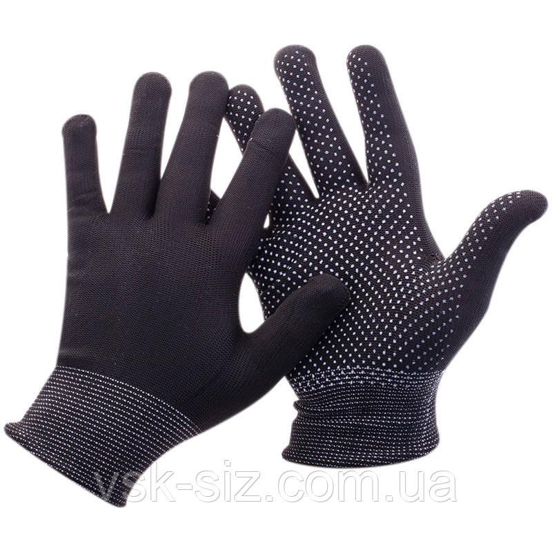 Перчатки Нейлоновые асс.