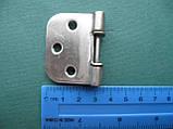 Нержавеющая петля кулачковая 70х42х2 мм, фото 4
