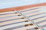 Кровать дерево Венеция двуспальная 160 (Арбор) , фото 7
