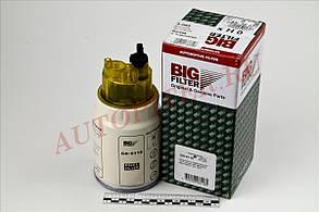 Элемент фильтра топливного (сепаратора) КАМАЗ ЕВРО-2, DAF ОЕ 1521998 BIG GB-6118