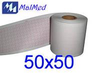 Бумага 50х50 для ЭКГ Мидас ЕК-1Т