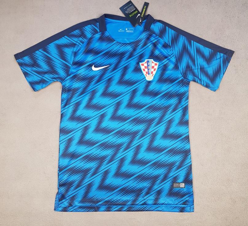 Футболка тренировочная сборной Хорватии 2018