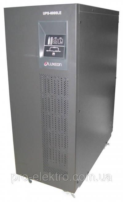 Источник бесперебойного питания Luxeon UPS-6000LE