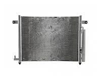 Радиатор кондиционера Chevrolet Aveo T250/T255 (540*415мм по сотах)