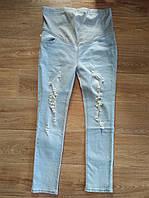 НОВЫЕ Джинсовые штаны Одежда для беременных