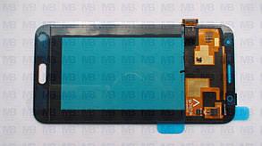 Дисплей с сенсором Samsung J701 Galaxy J7 Neo золотистый/gold, GH97-20904B, фото 3