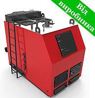 Котел твердотопливный Ретра-3М 550 кВ промышленный длительного горения