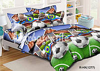Детский Комплект Постельного Белья Принт футбол