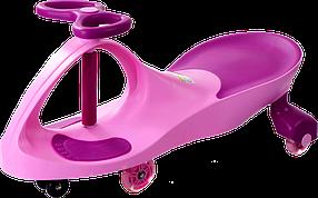 Детская инерционная машинка Happy Car PREMIUM Pink/Purple ОРИГИНАЛ