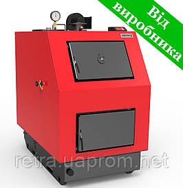 Котел твердотопливный Ретра-3М 200 кВ промышленный длительного горения
