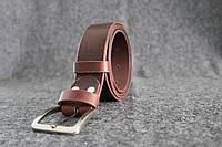 Кожаный мужской ремень| Ручная работа, фото 1