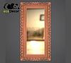 Зеркало настенное Bogota в бронзовой раме, фото 2