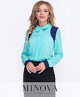 ab50de77bdb Женская блузка с блузка с белым воротником в Украине. Сравнить цены ...