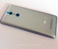Задняя крышка для Xiaomi Redmi Note 3 Pro Special Edition, серебристая, оригинал