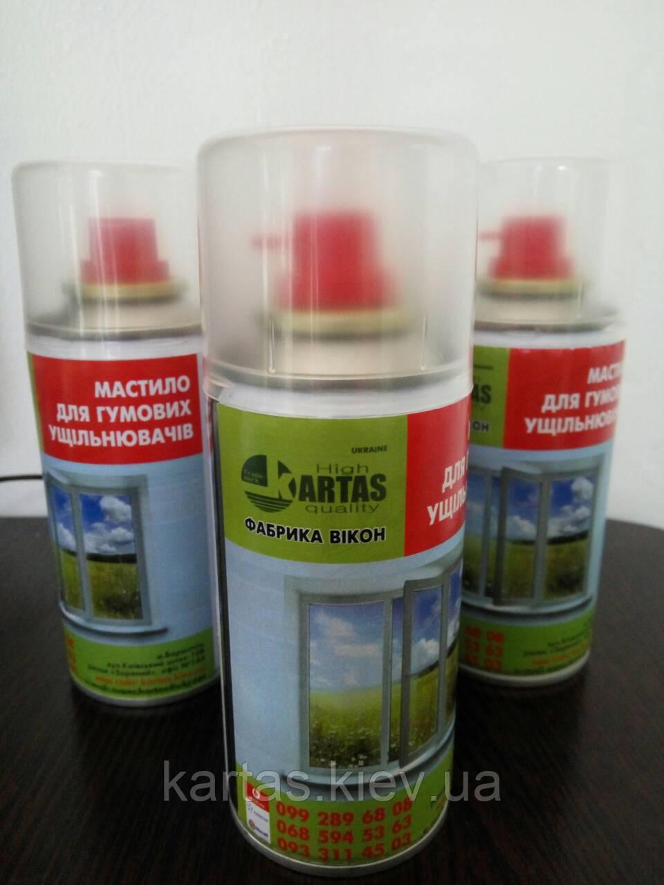 Смазка для резиновых уплотнений