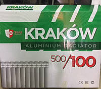 Алюминиевый радиатор KRAKOW 500/80 (Польша)