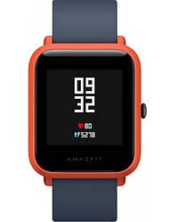 Смарт-часы Xiaomi Huami Amazfit Bip red (международная версия)