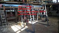 Кран в окно к-3, консольный 500 кг, 0,5 т, 380 В Электро-тельфер