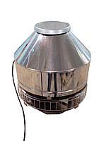 Дымосос для барбекю, ресторана 1200м3/ч нерж