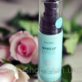 Основа-база під макіяж,зволожуюча - Ingrid Cosmetics Long-Lasting Moisturizing & Rejuvenatine