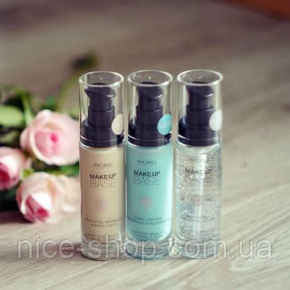 Основа-база под макияж,обезжиренная матирующая - Ingrid Cosmetics Mattifying & Anti-Pollution, фото 2