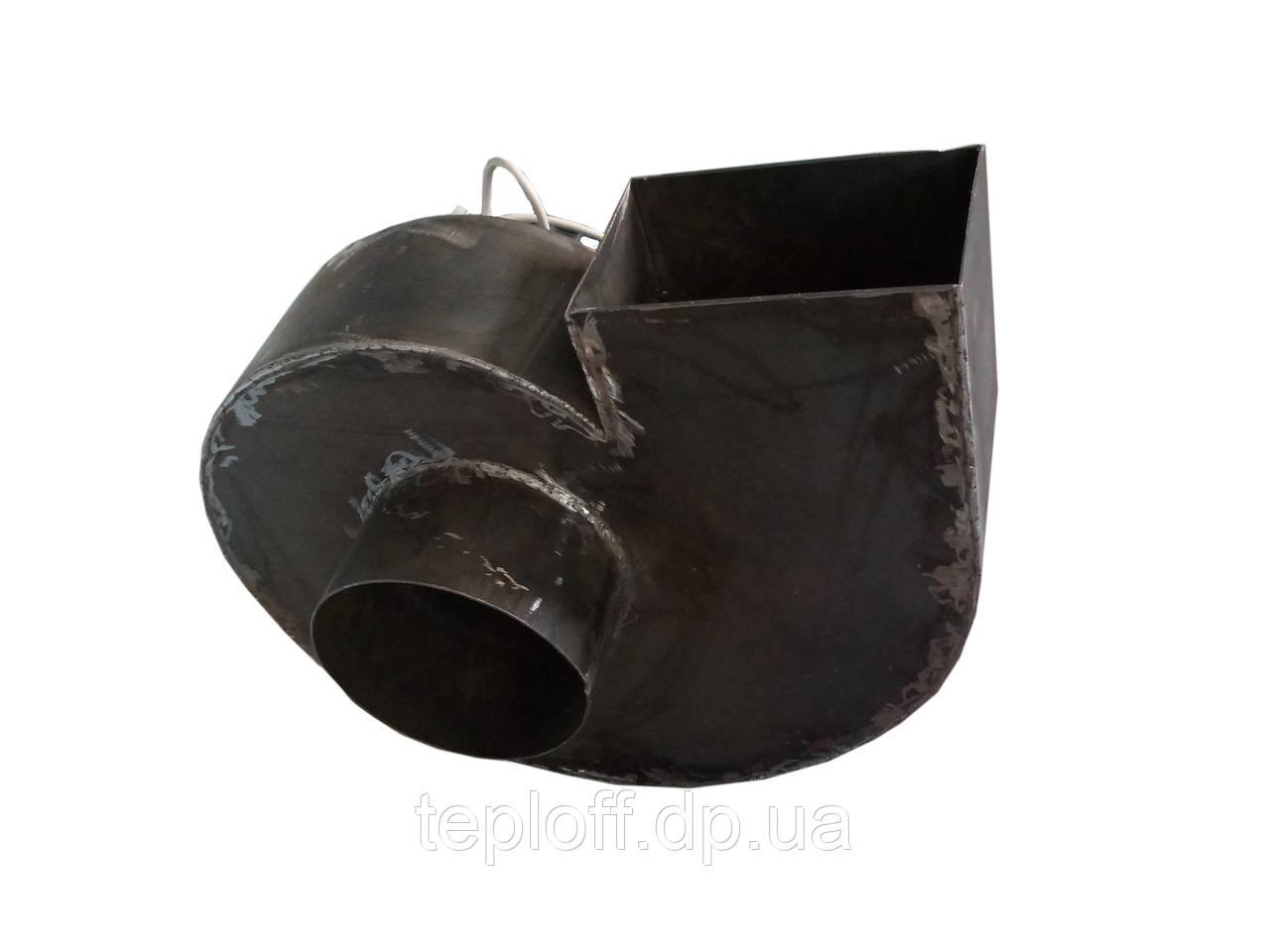 Дымосос улитка 1200м3/ч для котла