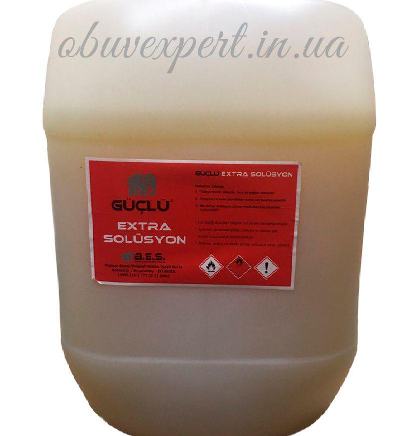 Клей резиновый (слоник) Solusion 18 кг