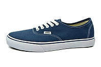 Кеды мужские VANS Of The Wall G2 Blue / синие