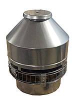 Дымосос крышный 1600м3/ч для камина, барбекю, фото 1