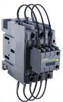 Контакторы для конденсаторных батарей, серия Ex9CC 60 kVar