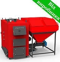 Котел твердотопливный Ретра-4М 200 кВт промышленный длительного горения