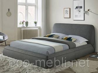 Двоспальне ліжко з мякою оббивкою Maranello 160 Signal