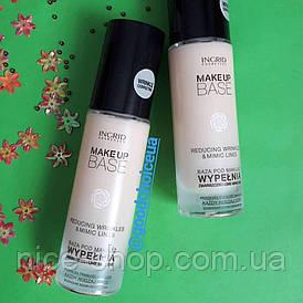 Основа-база під макіяж - заповнювач мімічних зморшок - Ingrid Cosmetics Reducing Wrinkles & Mimic Lines