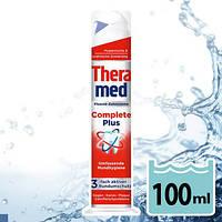 Профессиональная зубная паста Тheramed Complete Plus с дозатором Германия, фото 1