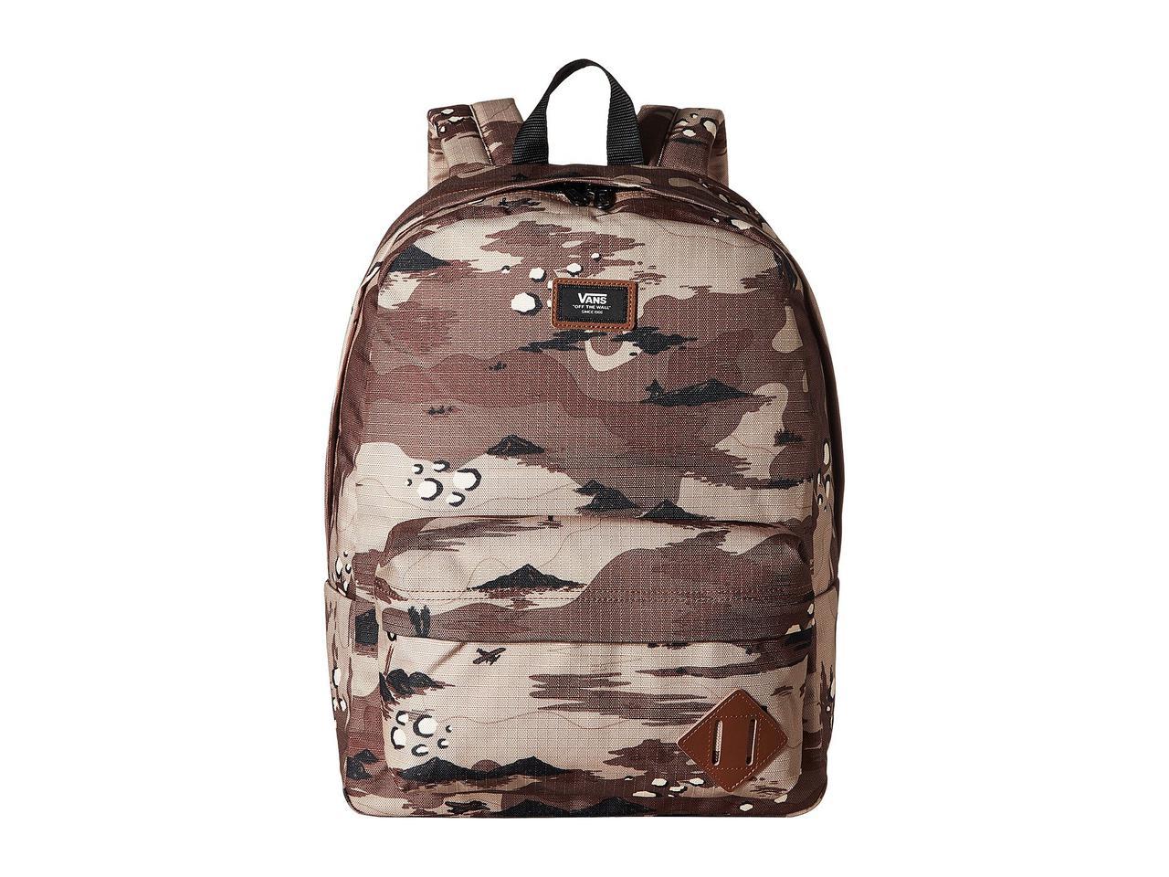 vans old skool ii storm camo backpack eb1bb071d5