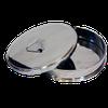 Комплект сит для контроля на зараженность СЛП-300 (Н=50мм) яч., 1.0, 1.5, 2.5, Донце + Крышка нержавейка, фото 2