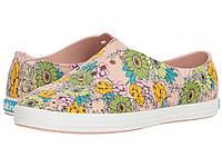 9703615f0 Кроссовки/Кеды (Оригинал) Native Shoes Jericho Chameleon Pink/Shell  White/Jardin