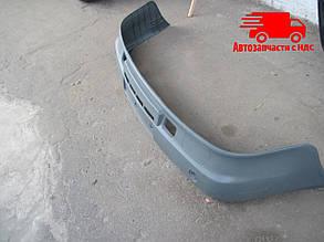 Бампер ГАЗЕЛЬ, ГАЗ 3302,  передний серый (пр-во Россия). 3302-2803015. Ціна з ПДВ.